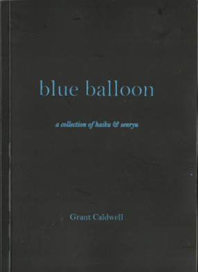 Blue ballon front